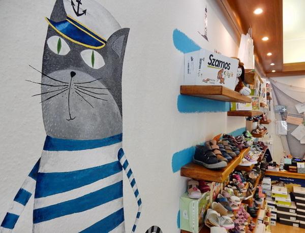Gyerekcipő bolt Budapest belvárosában Kiváló minőségű